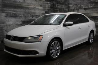 Used 2013 Volkswagen Jetta TDI,AUTOMATIQUE, NAVIGATION, CAMÉRA DE RECUL, TOIT for sale in St-Sulpice, QC