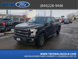 Used 2017 Ford F-150 Lariat Navigation for sale in Trois-Rivières, QC