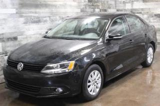 Used 2013 Volkswagen Jetta MANUELLE, BLUETOOTH, SIÈGE CHAUFFANT, MAGS for sale in St-Sulpice, QC