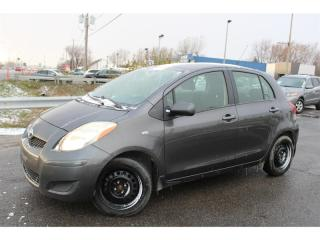 Used 2009 Toyota Yaris HB LE MAN. JAMAIS ACCIDENTÉ!!! for sale in Ste-Catherine, QC