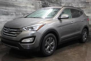 Used 2014 Hyundai Santa Fe Sport AWD, BLUETOOTH, SIÈGE CHAUFFANT AVANT ET ARRIÈRE,M for sale in St-Sulpice, QC