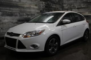 Used 2014 Ford Focus AUTOMATIQUE, BLUETOOTH, SIÈGE CHAUFFANT, MAGS for sale in St-Sulpice, QC
