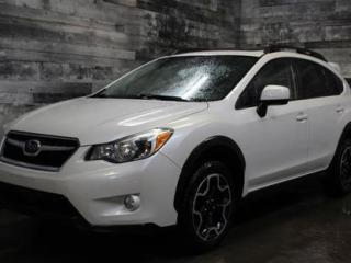 Used 2013 Subaru XV Crosstrek CUIR, BLUETOOTH, TOIT OUVRANT, SIEGES CHAUFFANTS for sale in St-Sulpice, QC