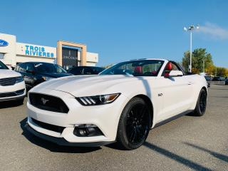 Used 2017 Ford Mustang Gt Premium, Ensemble for sale in Trois-Rivières, QC