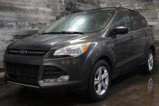 Used 2016 Ford Escape AWD, NAVIGATION, CAMÉRA DE RECUL, BLUETOOTH, SIÈGE for sale in St-Sulpice, QC
