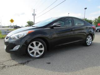 Used 2012 Hyundai Elantra Limited NAVI BLUETOOTH TOIT OUVRANT!! for sale in Ste-Catherine, QC