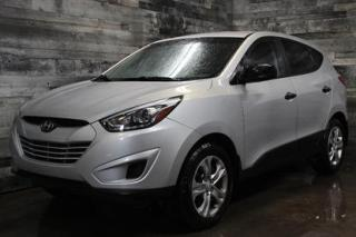 Used 2014 Hyundai Tucson AUTOMATIQUE, BLUETOOTH, SIÈGE CHAUFFANT, AIR CLIMA for sale in St-Sulpice, QC