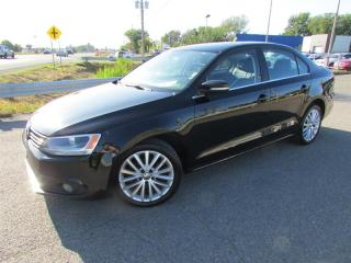 Used 2012 Volkswagen Jetta 2.5L MAN. Highline BLUETOOTH TOIT OUVRANT!!! for sale in Ste-Catherine, QC