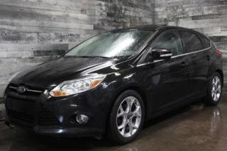 Used 2012 Ford Focus AUTOMATIQUE, SIÈGE EN CUIR ET CHAUFFANT, TOIT OUVR for sale in St-Sulpice, QC