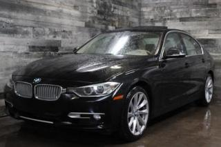 Used 2013 BMW 3 Series AWD, TOIT OUVRANT, SIÈGE EN CUIR ET CHAUFFANT, SIÈ for sale in St-Sulpice, QC