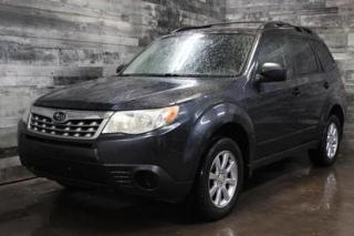 Used 2012 Subaru Forester 4X4, AUTOMATIQUE, SIÈGE CHAUFFANT, MAGS for sale in St-Sulpice, QC