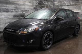 Used 2014 Ford Focus AUTOMATIQUE,TOIT OUVRANT, SIÈGE CHAUFFANT, BLUETOO for sale in St-Sulpice, QC