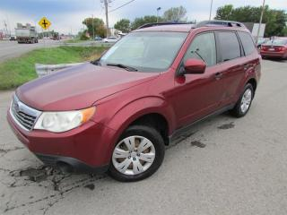 Used 2009 Subaru Forester Man X Premium Pkg AWD A/C CRUISE!!! for sale in Ste-Catherine, QC