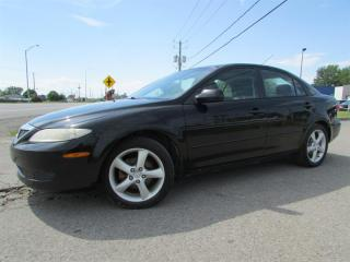Used 2005 Mazda MAZDA6 GS I4 MAN. A/C CRUISE MAGS!!! for sale in Ste-Catherine, QC