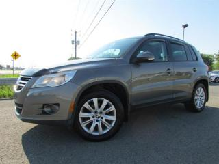 Used 2009 Volkswagen Tiguan Comfortline 4Motion 2.0T TOIT PANO!!! for sale in Ste-Catherine, QC