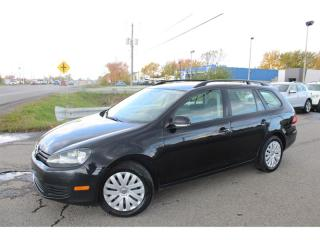 Used 2011 Volkswagen Golf Wagon MAN. Trendline A/C CRUISE!!! for sale in Ste-Catherine, QC