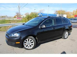 Used 2012 Volkswagen Golf Wagon Comfortline CRUISE BLUETOOTH MAGS!!! for sale in Ste-Catherine, QC
