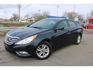 Used 2013 Hyundai Sonata 2.4L GLS A/C CRUISE BLUETOOTH!! for sale in Ste-Catherine, QC