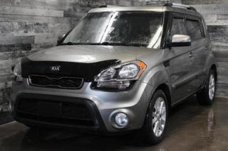 Used 2013 Kia Soul AUTOMATIQUE,BLUETOOTH,SIÈGE CHAUFFANT, MAGS for sale in St-Sulpice, QC
