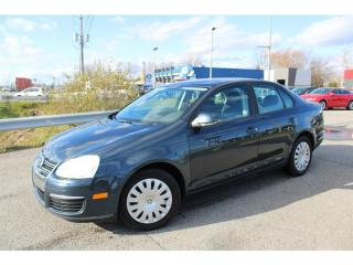 Used 2009 Volkswagen Jetta 2.5L Comfortline A/C CRUISE!!! for sale in Ste-Catherine, QC