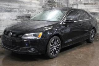 Used 2013 Volkswagen Jetta TDI,AUTOMATIQUE,NAVIGATION,CAMÉRA DE RECUL, SIÈGE for sale in St-Sulpice, QC