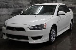 Used 2012 Mitsubishi Lancer MANUELLE, BLUETOOTH,SIÈGE CHAUFFANT,MAGS for sale in St-Sulpice, QC
