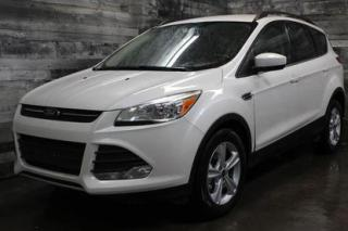 Used 2015 Ford Escape 4X4,NAVIGATION,CAMÉRA DE RECUL, SIÈGE CHAUFFANT, B for sale in St-Sulpice, QC