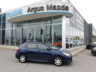 Used 2010 Toyota Matrix for sale in Gatineau, QC