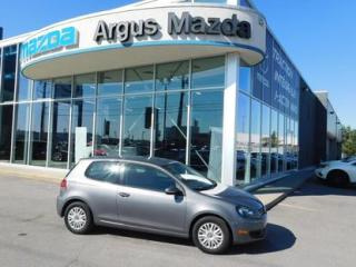 Used 2010 Volkswagen Golf 2.5L Trendline for sale in Gatineau, QC
