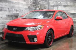 Used 2013 Kia Forte Koup MANUELLE, SIÈGE CHAUFFANT, BLUETOOTH, MAGS for sale in St-Sulpice, QC