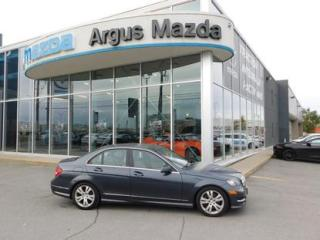 Used 2013 Mercedes-Benz C-Class for sale in Gatineau, QC