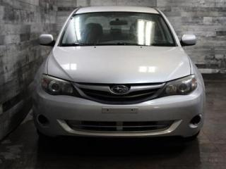 Used 2011 Subaru Impreza AUTOMATIQUE,BLUETOOTH,SIÈGE CHAUFFANT, MAGS for sale in St-Sulpice, QC
