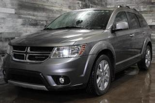 Used 2012 Dodge Journey AWD,CUIR,SIÈGE CHAUFFANT,BLUETOOTH,MAGS, SONORE DE for sale in St-Sulpice, QC