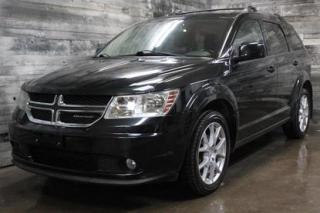 Used 2011 Dodge Journey V6, AUTOMATIQUE,SIÈGE CHAUFFANT,MAGS 19'', ATTACHE for sale in St-Sulpice, QC