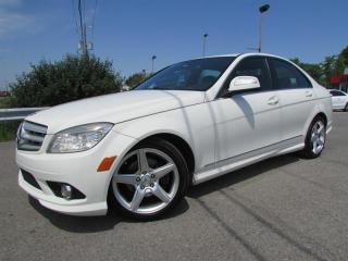 Used 2009 Mercedes-Benz C-Class 2.5L C230 4MATIC *LOOK DE C300* for sale in Ste-Catherine, QC