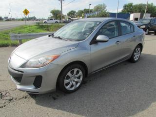 Used 2012 Mazda MAZDA3 GX A/C GR ELECTRIQUE!! for sale in Ste-Catherine, QC