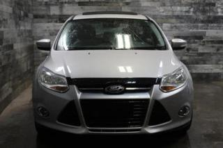 Used 2012 Ford Focus AUTOMATIQUE,NAVIGATION, CUIR,TOIT OUVRANT,BLUETOOT for sale in St-Sulpice, QC