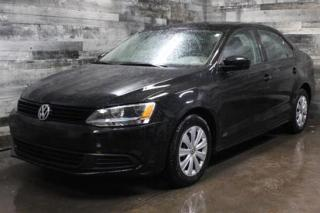 Used 2011 Volkswagen Jetta AUTOMATIQUE, AIR CLIMATISÉ, SIÈGE CHAUFFANT, GR.ÉL for sale in St-Sulpice, QC