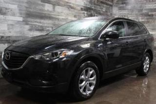 Used 2014 Mazda CX-9 7 PASSAGERS, AWD, TOIT OUVRANT, CAMÉRA DE RECUL, B for sale in St-Sulpice, QC