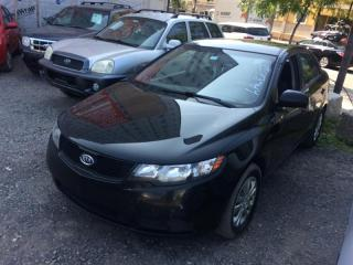 Used 2010 Kia Forte 4dr Sdn LX for sale in Longueuil, QC