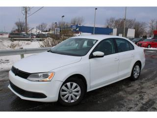 Used 2014 Volkswagen Jetta 2.0L Trendline+ A/C SIEGES CHAUFFANTS!! for sale in Ste-Catherine, QC