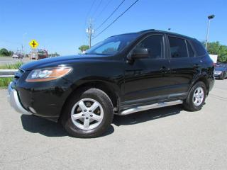 Used 2009 Hyundai Santa Fe 3.3L GLS A/C CRUISE TOIT OUVRANT!!! for sale in Ste-Catherine, QC