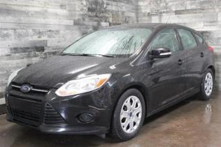 Used 2013 Ford Focus AUTOMATIQUE, SIÈGE CHAUFFANT, BLUETOOTH for sale in St-Sulpice, QC
