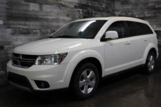 Used 2011 Dodge Journey 7 PASSAGERS, BLUETOOTH, TOIT OUVRANT, GR,ÉLECTRIQU for sale in St-Sulpice, QC