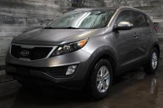 Used 2011 Kia Sportage AWD, AUTOMATIQUE, BLUETOOTH, SIÈGE CHAUFFANT, MAGS for sale in St-Sulpice, QC