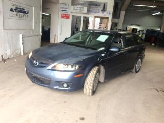 Used 2006 Mazda MAZDA6 5DR SPORT WGN GS V6 for sale in Longueuil, QC