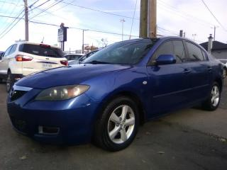 Used 2008 Mazda MAZDA3 4dr Sdn for sale in Longueuil, QC