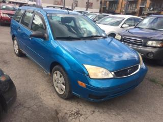 Used 2007 Ford Focus 4dr Wgn *Ltd Avail* for sale in Longueuil, QC