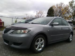 Used 2005 Mazda MAZDA3 4dr Sdn for sale in Longueuil, QC