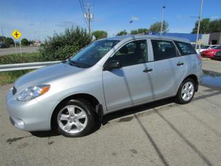Used 2005 Toyota Matrix MAN. A/C MAGS ECONOMIQUE!!! for sale in Ste-Catherine, QC